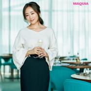 神崎恵さんが考える、「同窓会で今も綺麗な人」になるために気をつけることとは?