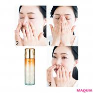 """クレンジング、化粧水、美容液の効きをさらに高める、美容賢者の""""ひと手間""""テクニック"""