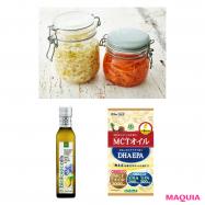 健康食材の油・酢・乳酸菌etc...で痩せ体質に! もっと効く食べ方&レシピ