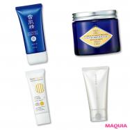 夏枯れ肌が復活する「マスク」&乾燥しない「日焼け止め」人気ライター2人が潤いの切り札で対決!