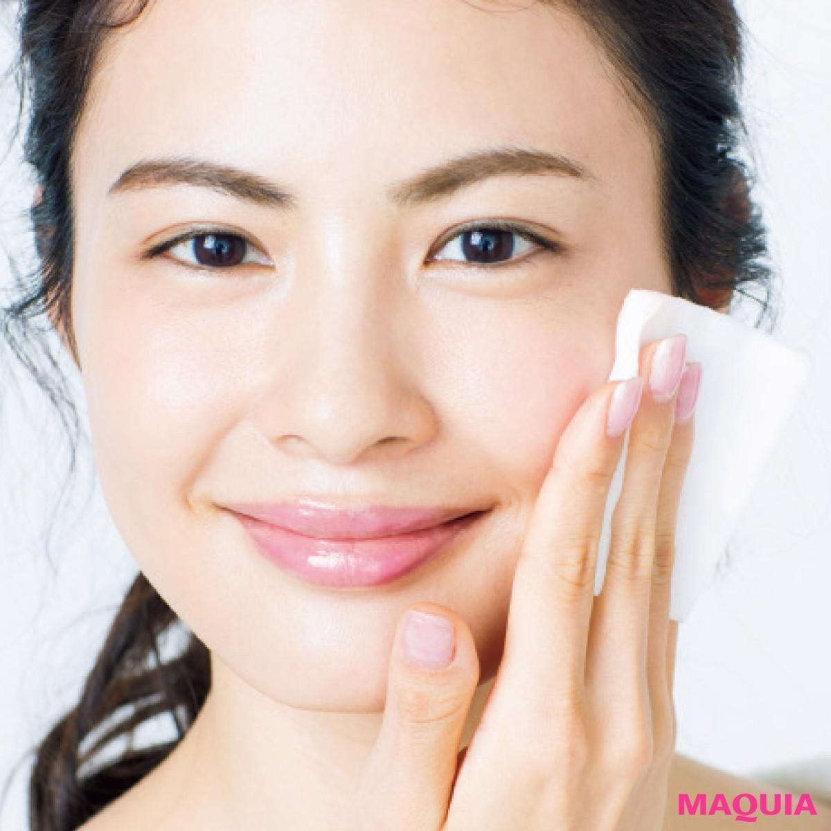 乾き肌、ゆらぎ肌の立て直し方法