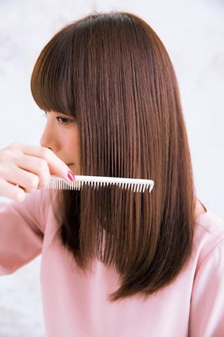 憧れのツヤサラ美髪はブローで決まる!
