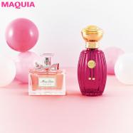 女の子のDNAが目覚める!「可愛い」を引き出すピンク色の香り