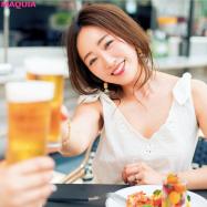 夏の恋が始まりそう!? 昼のビアガーデンできゅん♡を誘う女になる神崎恵さん流テクニック
