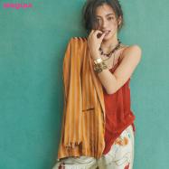 中村アンさんはひと足早い秋メイク&ファッションをどんな風に取り入れる?