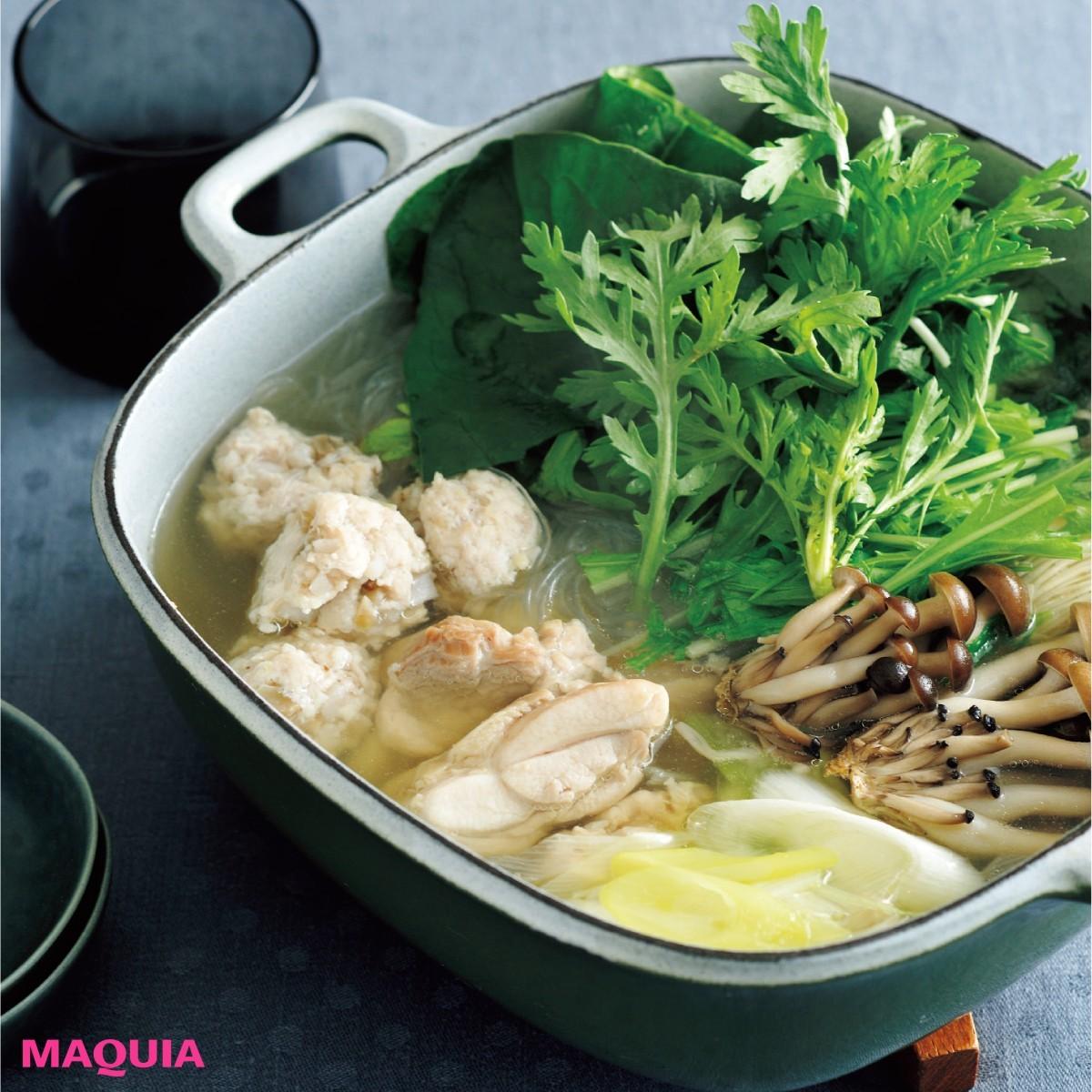 痩せ鍋レシピの宝庫♡ おうちでこっそりダイエット