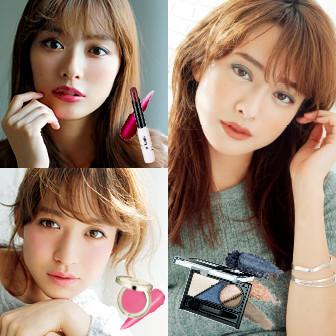オール3000円以下! プチプラ春新色でワザあり一番の美人顔
