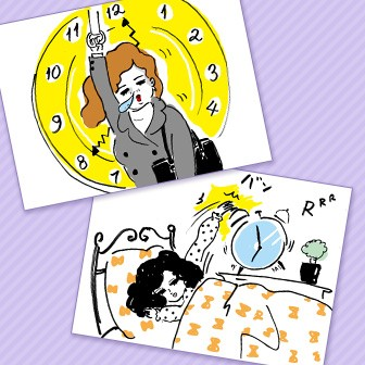 「睡眠診断」であなたのタイプをチェックして、熟睡スイッチをオンにする快眠コスメを当てよう!