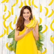 中村アンさんが「バナナビューティーカロリー」アンバサダーに就任! 低カロリーで美肌・ダイエット効果の高い「バナナ」で美活ライフ