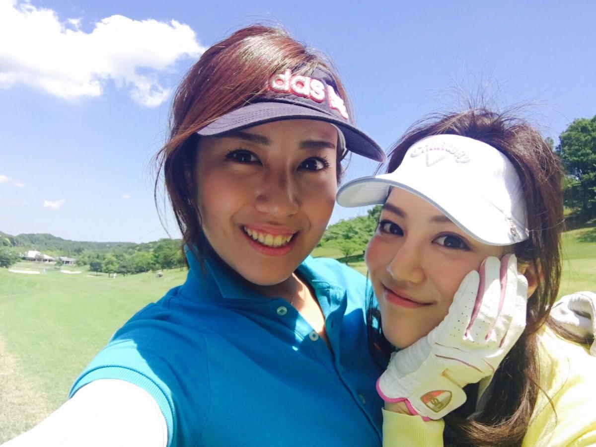 ゴルフ始めました!