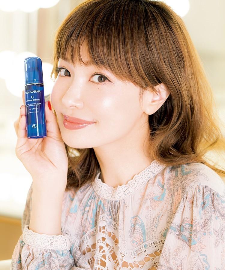 平子理沙さんの美肌伝説の相棒! トランスダーマをお試しするチャンス♪
