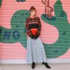 ロングスカートが最近のマイベーシック【伊藤千晃のBijyo Diary】