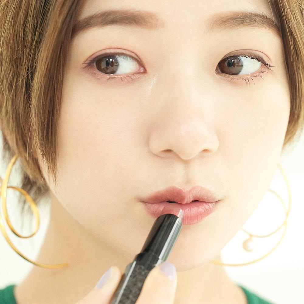 小洒落感MAXなヌーディメイク【伊藤千晃のBijyo Diary】_1_4