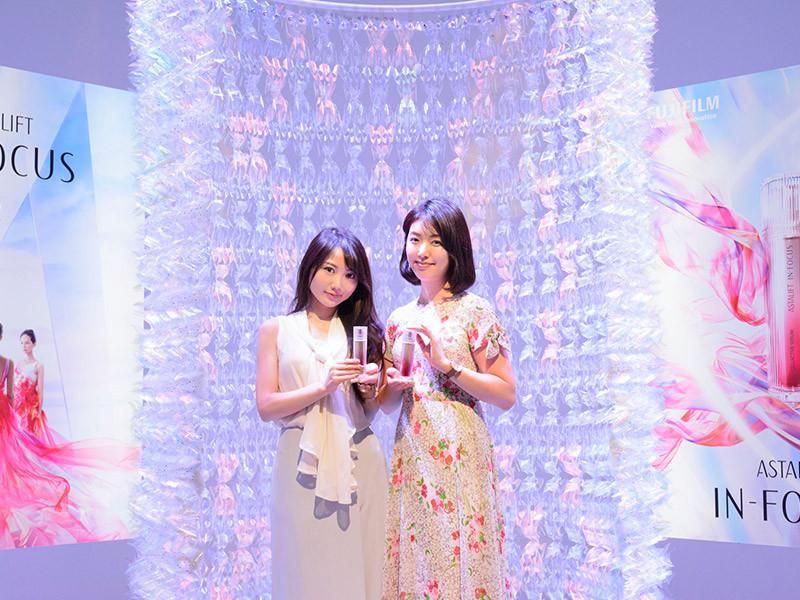 新発想スキンケアシリーズ「ASTALIFT IN-FOCUS」デビュー!【ローンチパーティー速報】_1_8