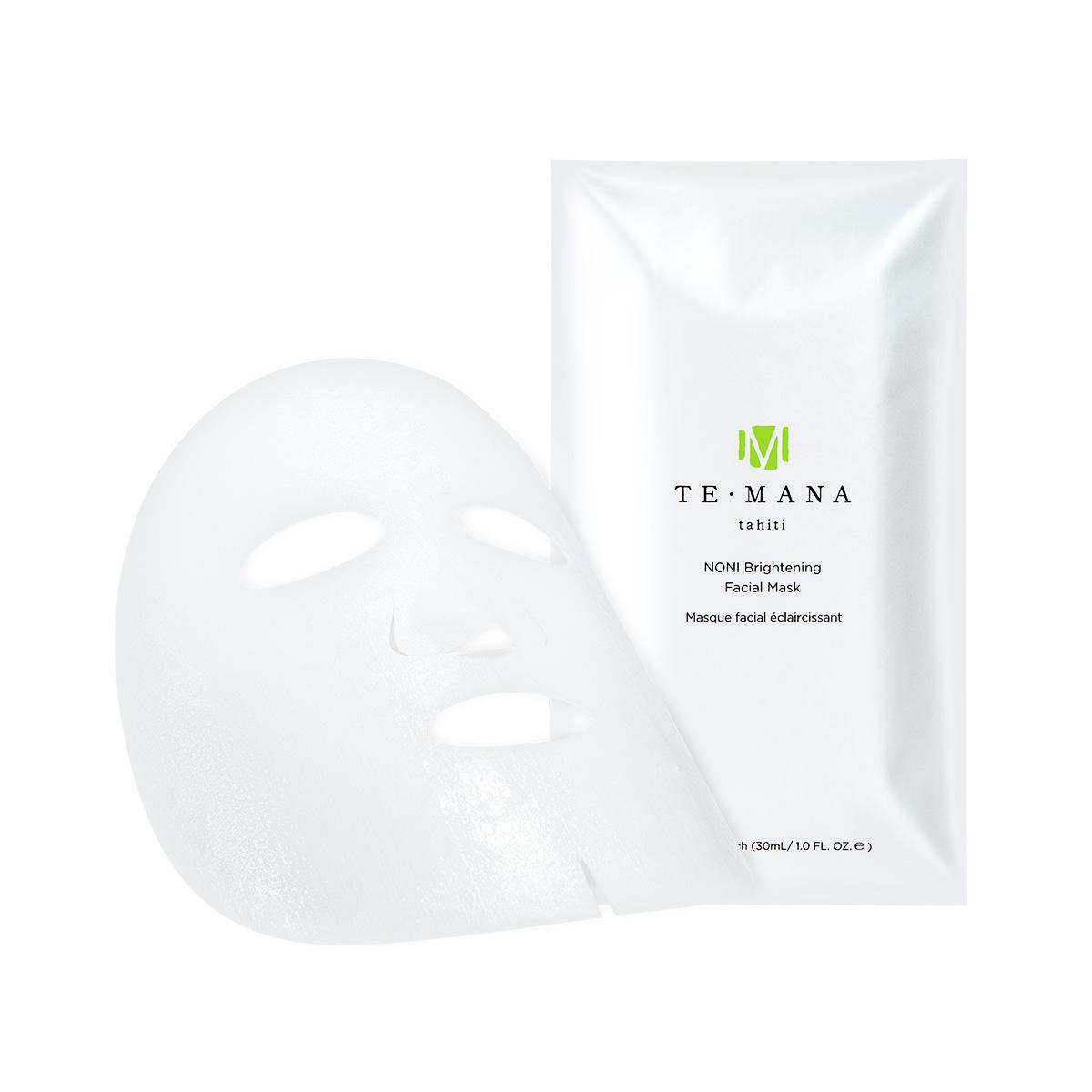 テマナ モリンダ ノニ ブライトニング フェイシャルマスク