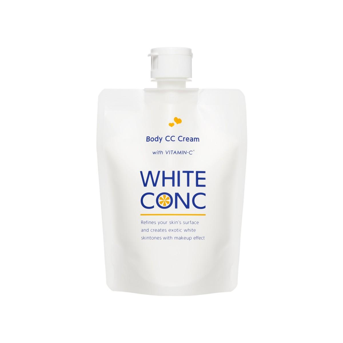 ホワイトCCクリーム