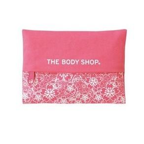 ザ・ボディショップ(THE BODY SHOP) ザボディショップジャパン サクラ ティッシュケース