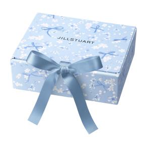 ジルスチュアート ビューティ ジルスチュアート ビューティ プレゼントボックス(サムシングピュアブルー20)