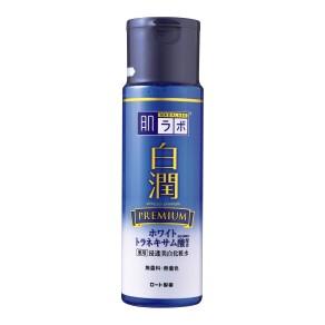 肌ラボ ロート製薬 白潤プレミアム薬用浸透美白化粧水