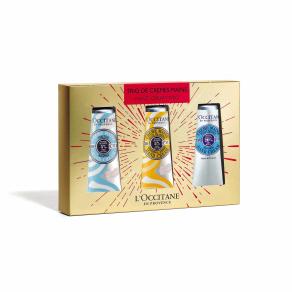 ロクシタン(L'OCCITANE) ロクシタンジャポン スノーシア ハンドクリームトリオ