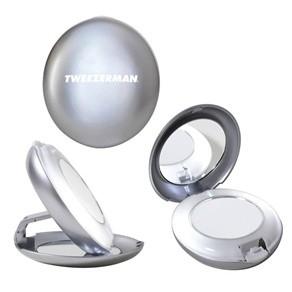 LEDライト付きコンパクト拡大鏡