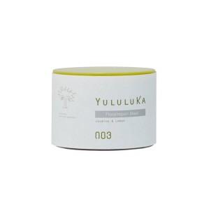 YULULUKA(ユルルカ) ナンバースリー フローラルリペア マスク