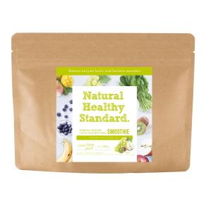 Natural Healthy Standard. I-ne ミネラル酵素スムージー