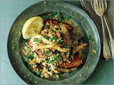 カラダの中からも美しく 美に効くおいしいひとさらレシピ