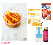 夏のダメージをリセット! 美肌回復によい栄養&作り置きレシピとは?