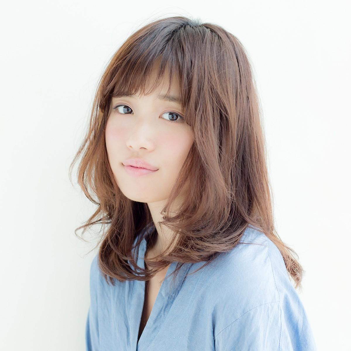最旬ミディアムスタイルを今すぐチェック!ヘアカタログ マキアオンライン版
