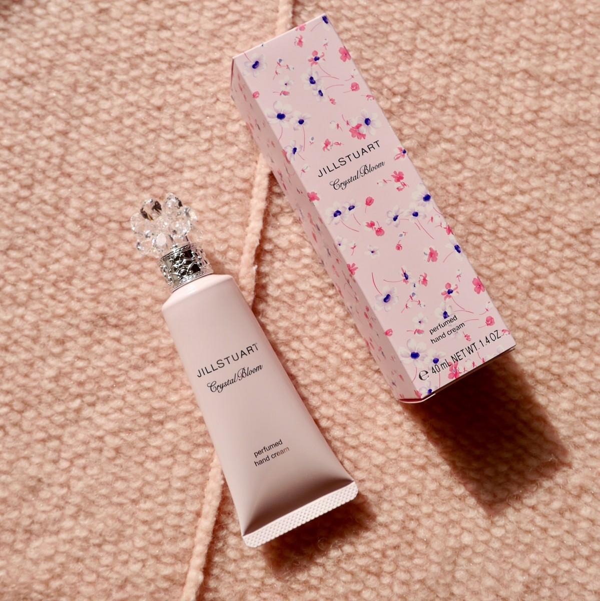 【新♡モテハンドクリーム】香るハンドクリームで冬の手元を楽しく保湿♡