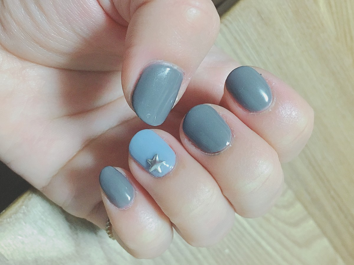 New nail&New hair