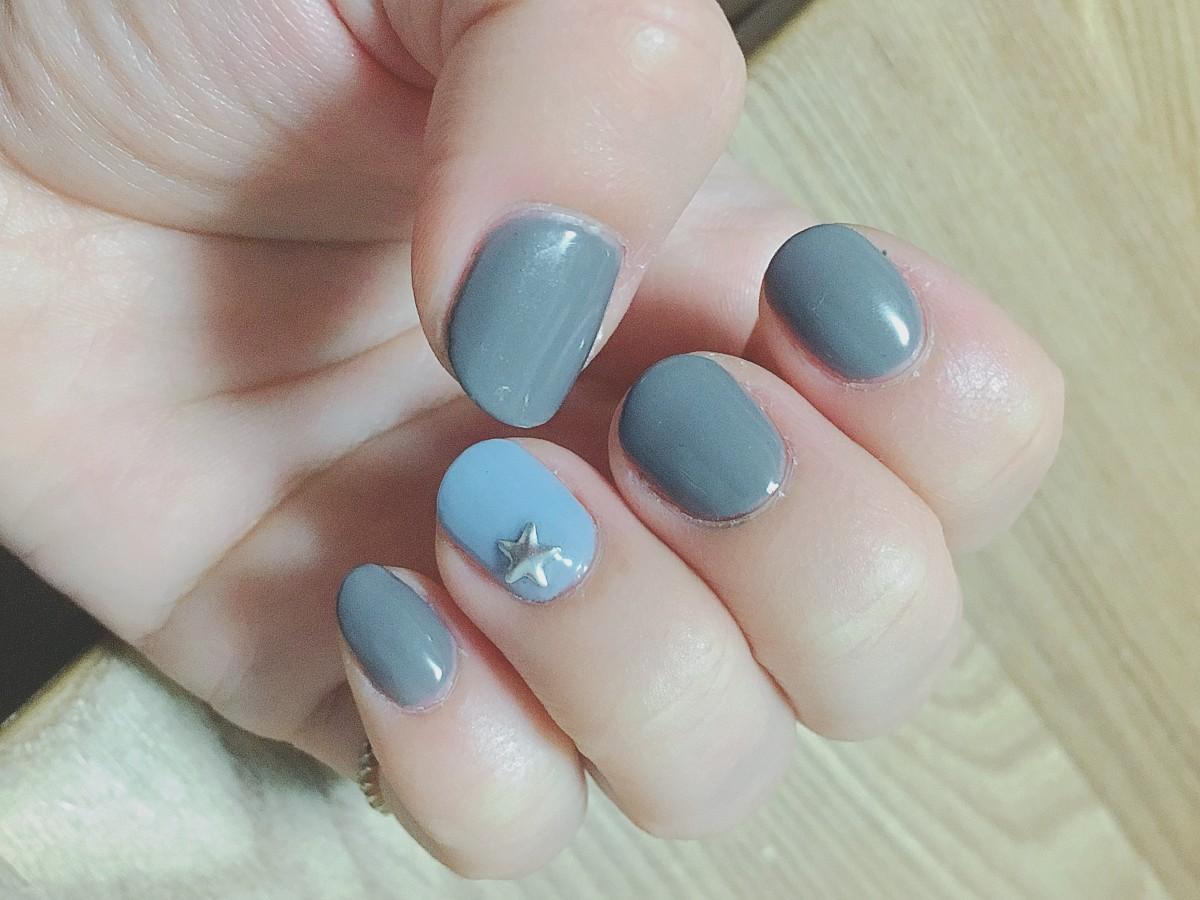 New nail&New hair