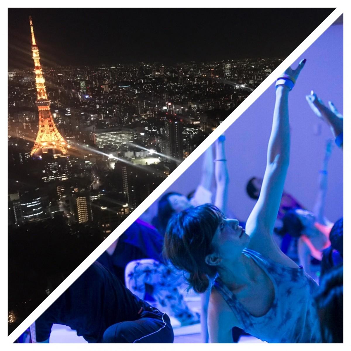 DHCプレゼンツ★アンダーズ東京で行われたナイトヨガ、体内時計遺伝子に着目したナイトクリームについてお伝えします!