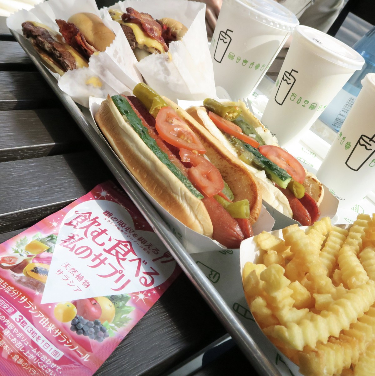 私の定番「飲む食べる私のサプリ」で体重キープ♡