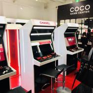 シャネルのリップカラーを体感できるスペシャルイベント「ココ ゲームセンター」が期間限定でオープン!