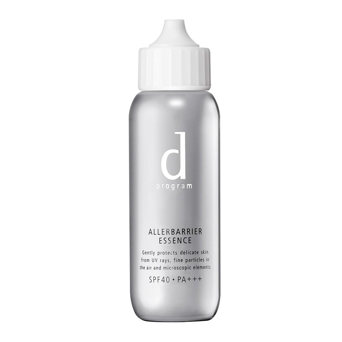 春のゆらぎ肌から守る! d プログラムの日中用保護美容液