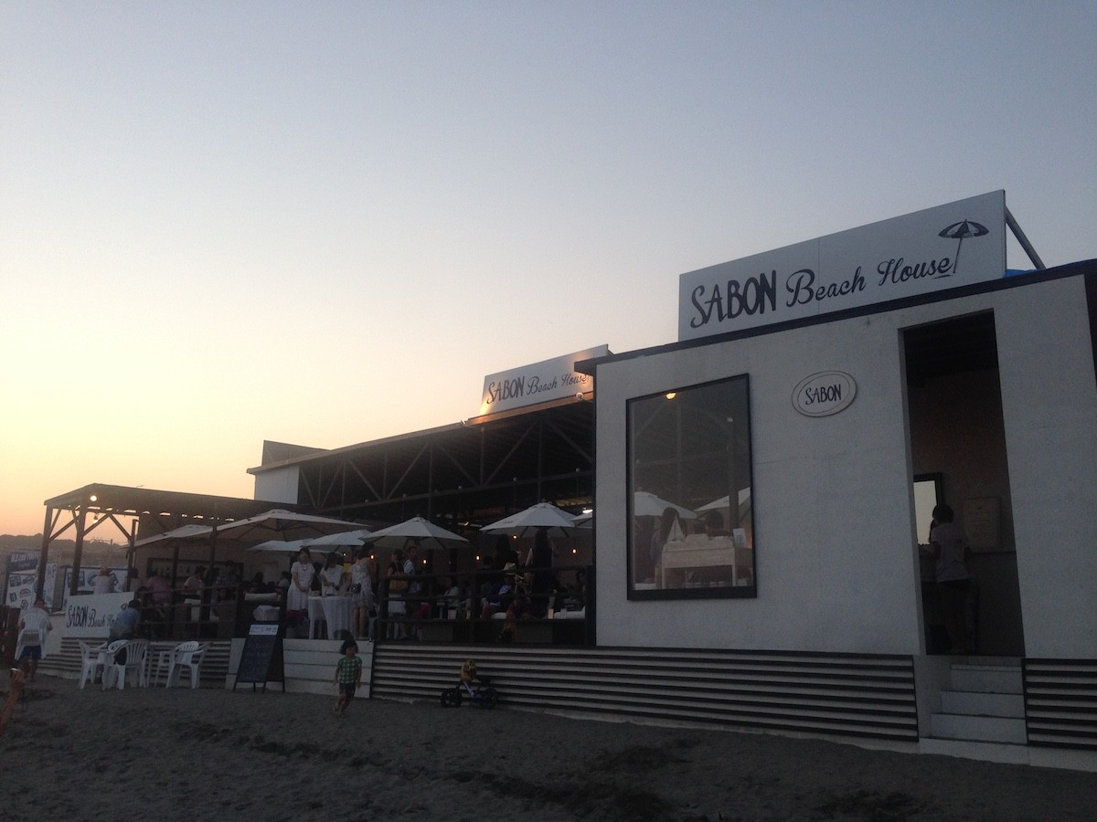 「SABON Beach House」鎌倉の由比ケ浜海岸にオープン!ラグジュアリーなリゾート空間を満喫♪