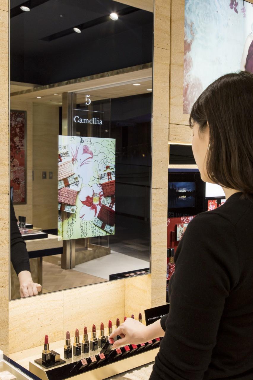 クレ・ド・ポー ボーテ 表参道ヒルズ店がオープン! ブランド初の体験型ショップで新しい自分を見つけて_1_2
