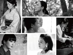 クレ・ド・ポー ボーテ「Another Side of Radiance」女性6人の美しい横顔をとらえた写真展を開催