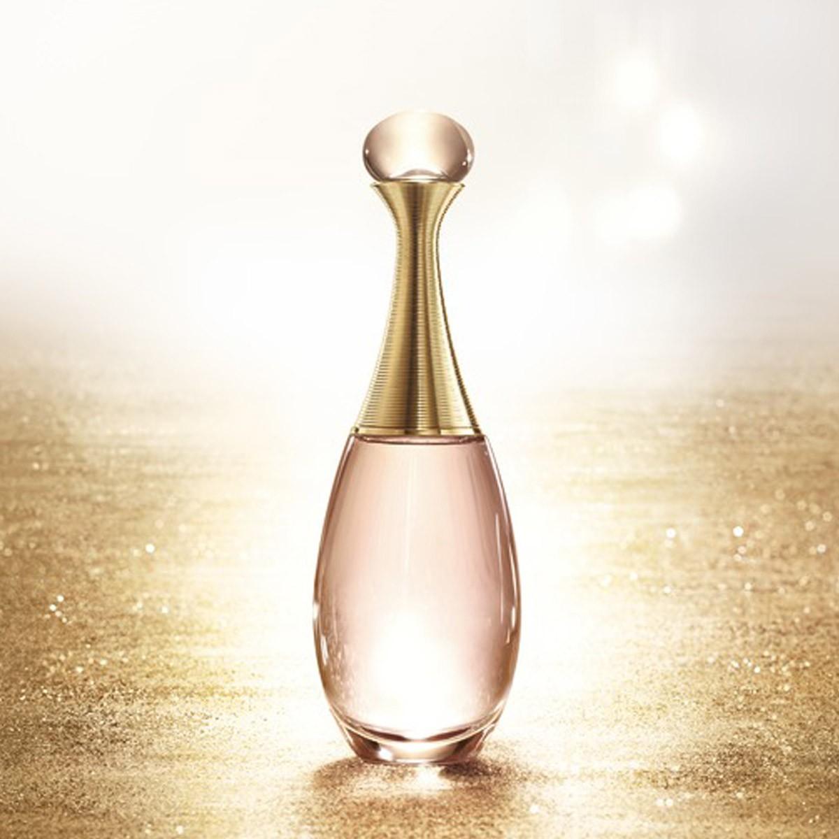 一瞬にして心ひきつける魅惑の香り 「ジャドール オー ルミエール」誕生!