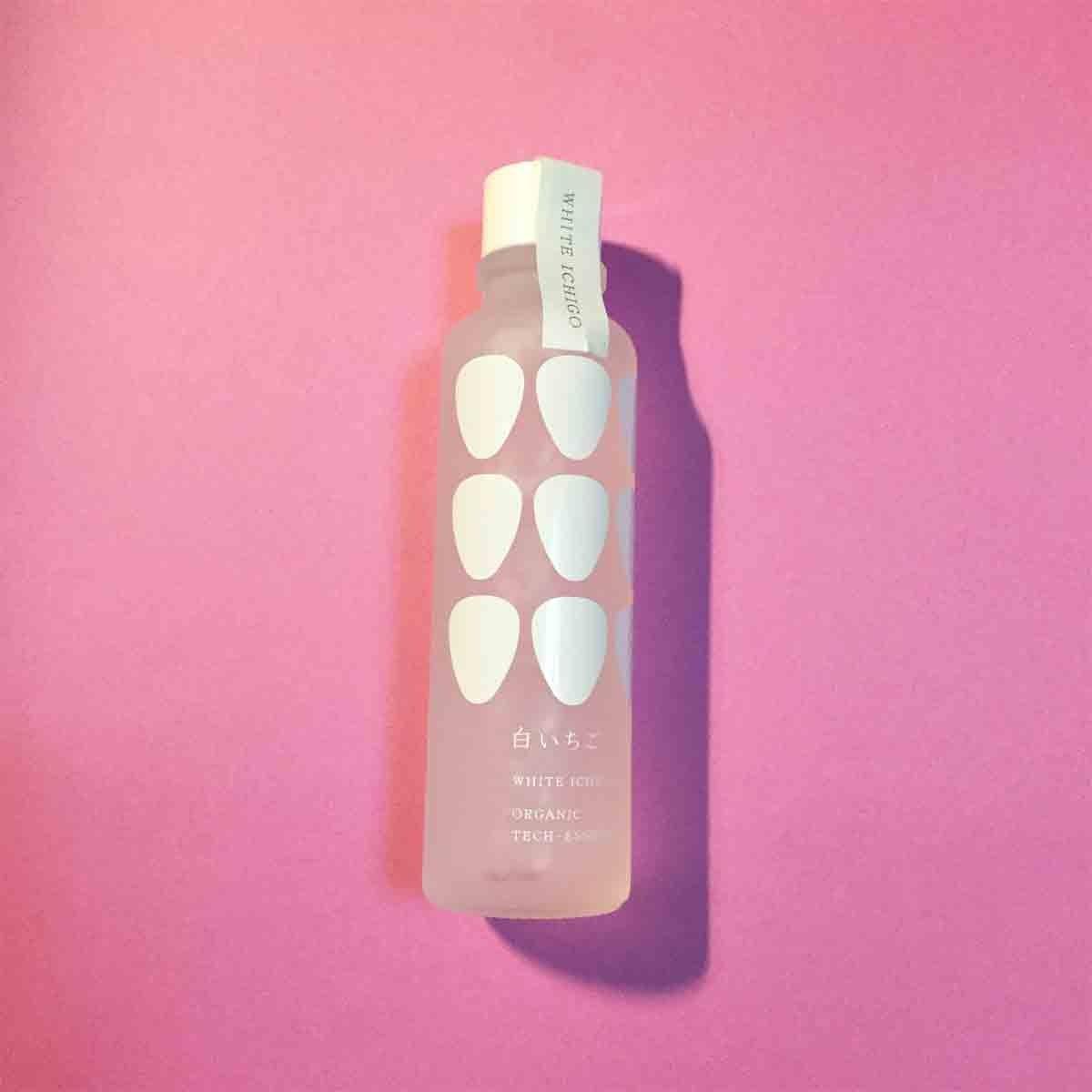 ハイブリッドコスメ「WHITE ICHIGO」の化粧水がパワーアップ!