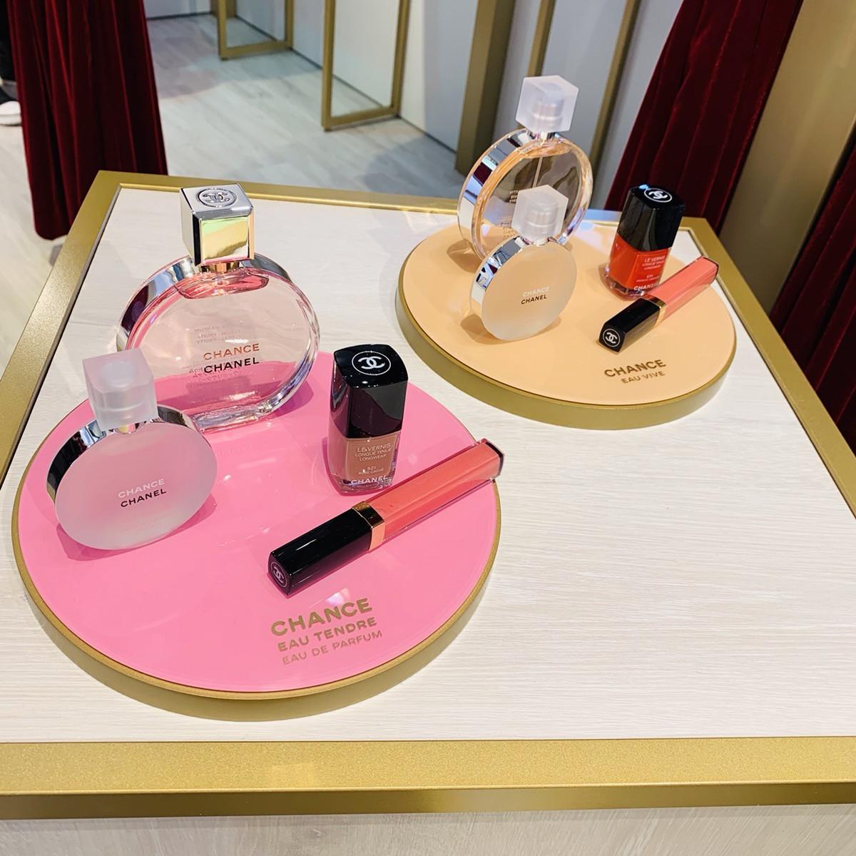 シャネルの新しい香り「チャンス」を楽しめる仕掛けが満載! 表参道のSO-CAL LINK GALLERYで、ポップアップイベント開催_1_4