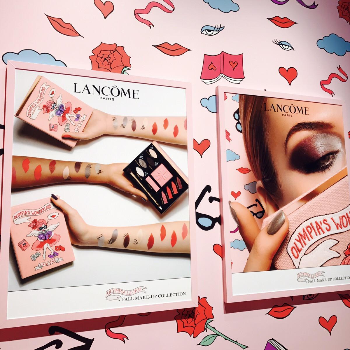 オリンピア・ル・タンが彩るランコムの特別な限定コレクション『オリンピアズ ワンダーランド』が登場!_1_1