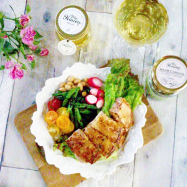 時短♡簡単♡お砂糖を使わない はちみつ料理♡パリパリ鶏肉のはちみつ照り焼き♡MY HONEYで健康レシピ