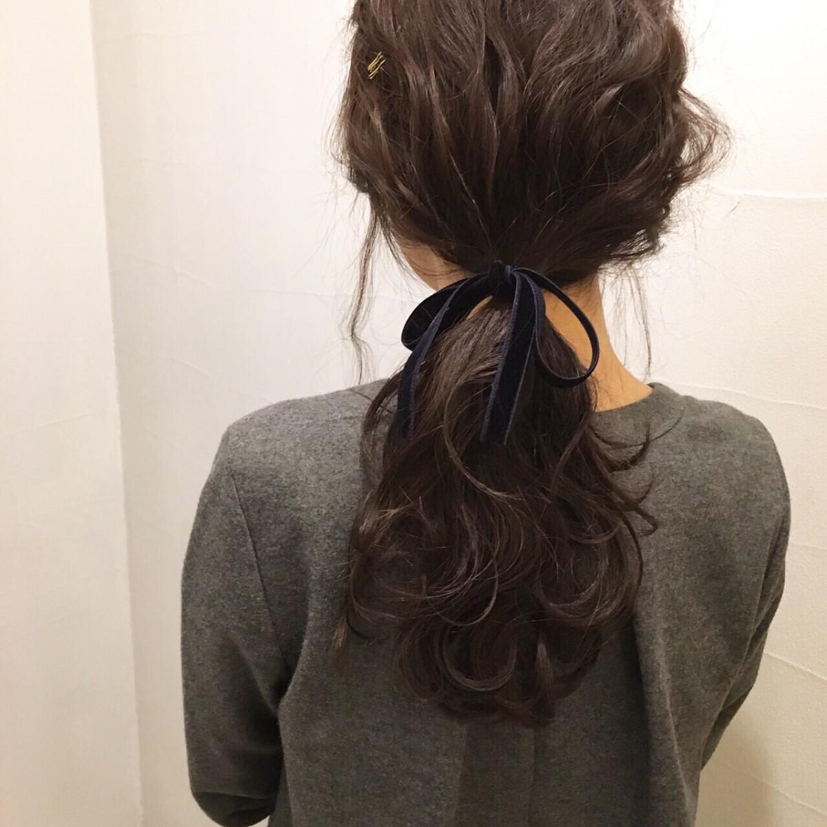 髪色も秋から冬にシフトチェンジ!この冬投入すべきカラーは「チョコレート」