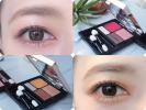 瞳の色診断Part2‼️瞳に合わせたブラウンで「でか目が叶う‼️」今年は「艶」でバージョンアップ‼️