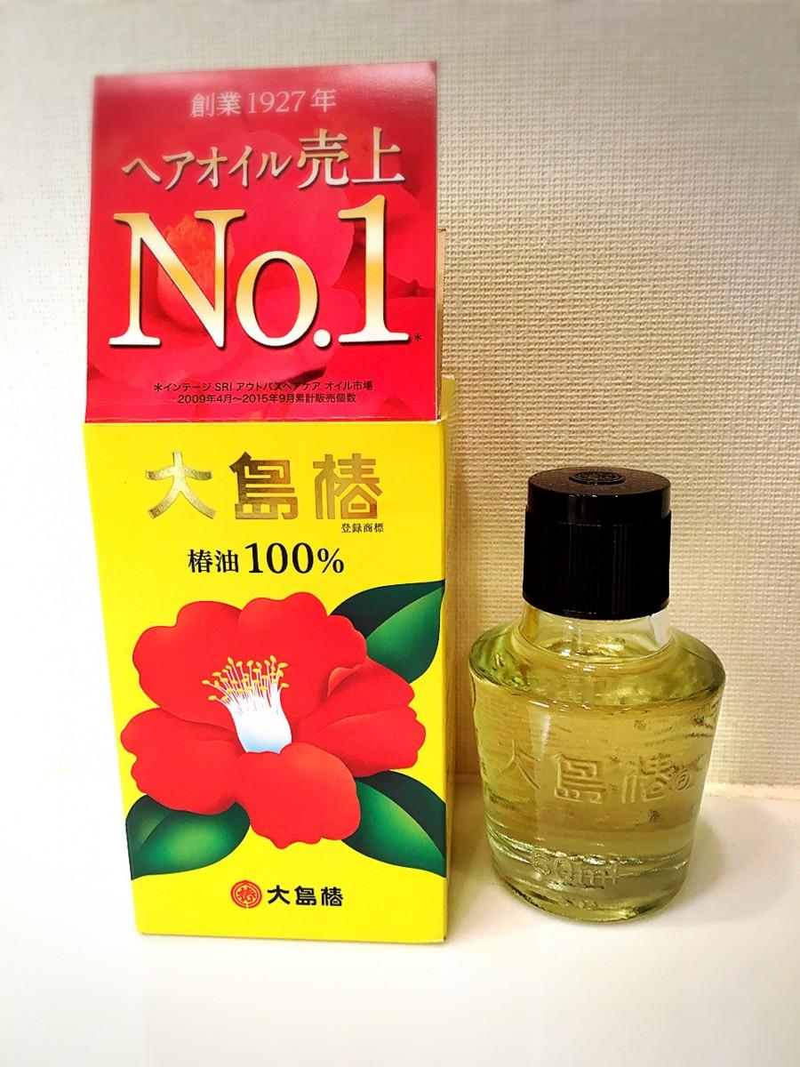 【ヘアケア】椿油で頭皮マッサージ。