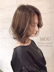 3Dハイライトでどこから見ても可愛いhairに♡《素敵styleを作ってくれる大阪の美容室》