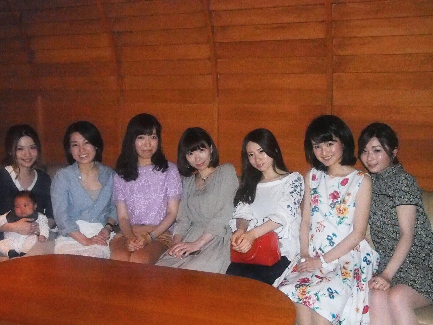 2年目の同期会に参加してきました♡ in 恵比寿♡